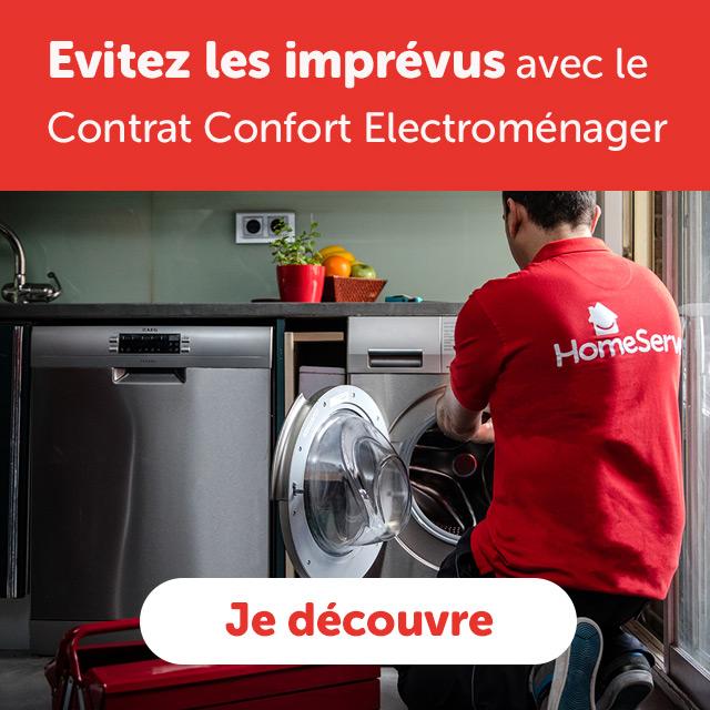 Contrat assistance électroménager