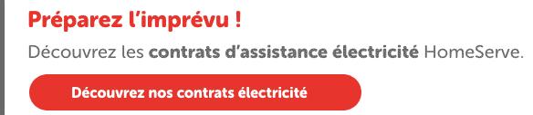 Assurances pannes électriques